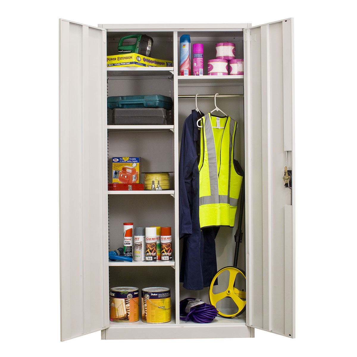 Two-Door-Utility-Cupboard