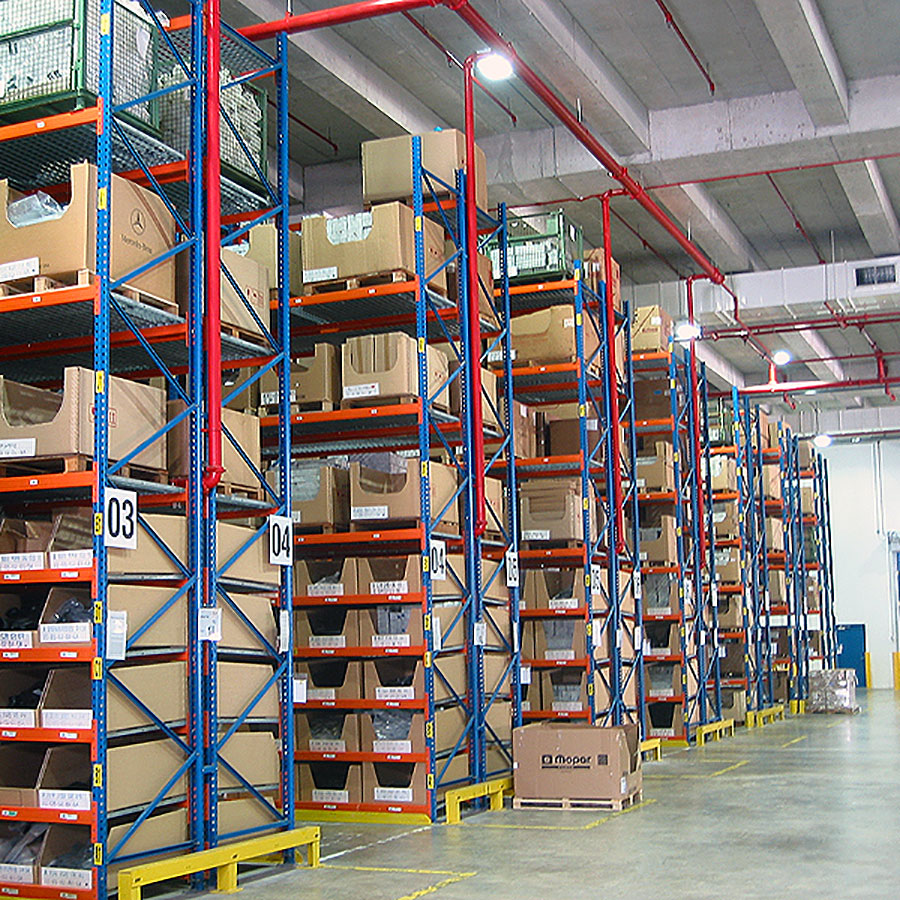 selective-pallet-racking